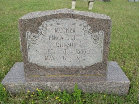 JOHNSON, EMMA - Bradley County, Arkansas   EMMA JOHNSON - Arkansas Gravestone Photos
