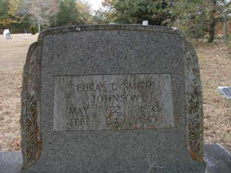 JOHNSON, EULA T - Bradley County, Arkansas   EULA T JOHNSON - Arkansas Gravestone Photos