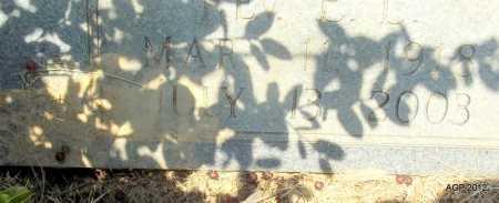 JOHNSON, E L (CLOSE UP) - Bradley County, Arkansas | E L (CLOSE UP) JOHNSON - Arkansas Gravestone Photos