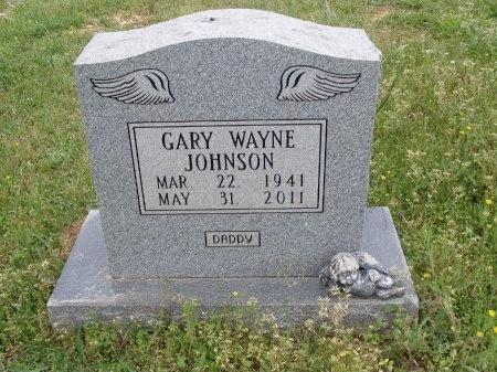 JOHNSON, GARY WAYNE - Bradley County, Arkansas | GARY WAYNE JOHNSON - Arkansas Gravestone Photos