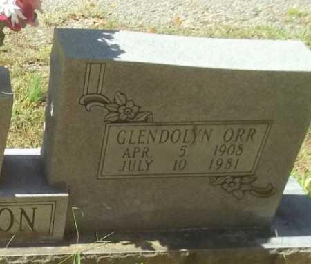 JOHNSON, GLENDOLYN - Bradley County, Arkansas | GLENDOLYN JOHNSON - Arkansas Gravestone Photos