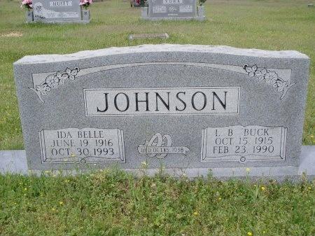 JOHNSON, IDA BELLE - Bradley County, Arkansas | IDA BELLE JOHNSON - Arkansas Gravestone Photos