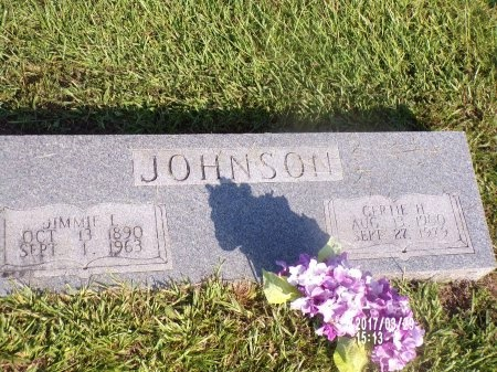 JOHNSON, JIMMIE E - Bradley County, Arkansas | JIMMIE E JOHNSON - Arkansas Gravestone Photos