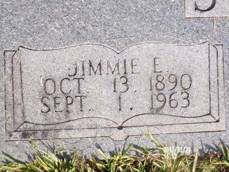 JOHNSON, JIMMIE E (CLOSE UP) - Bradley County, Arkansas | JIMMIE E (CLOSE UP) JOHNSON - Arkansas Gravestone Photos