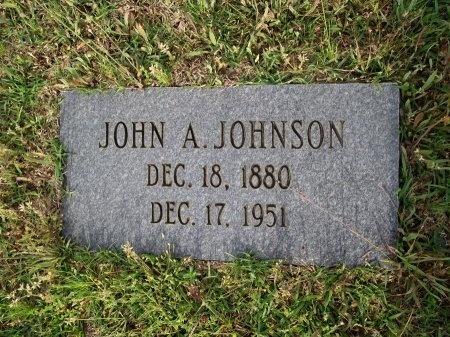 JOHNSON, JOHN AMOS - Bradley County, Arkansas   JOHN AMOS JOHNSON - Arkansas Gravestone Photos
