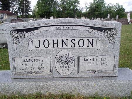 JOHNSON, JAMES FORD - Bradley County, Arkansas | JAMES FORD JOHNSON - Arkansas Gravestone Photos