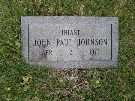 JOHNSON, JOHN PAUL - Bradley County, Arkansas | JOHN PAUL JOHNSON - Arkansas Gravestone Photos