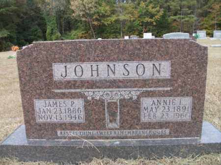 JOHNSON, JAMES P - Bradley County, Arkansas | JAMES P JOHNSON - Arkansas Gravestone Photos