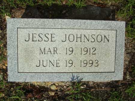 JOHNSON, JESSE - Bradley County, Arkansas   JESSE JOHNSON - Arkansas Gravestone Photos