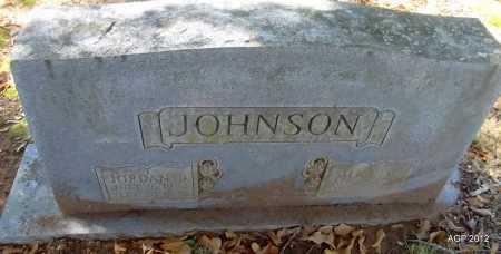 JOHNSON, ALICE E - Bradley County, Arkansas | ALICE E JOHNSON - Arkansas Gravestone Photos