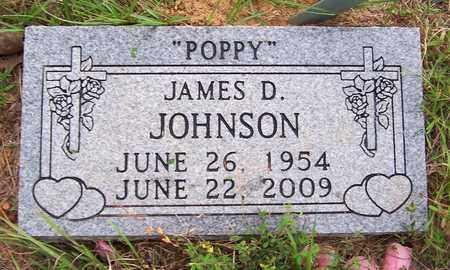 JOHNSON, JAMES D - Bradley County, Arkansas   JAMES D JOHNSON - Arkansas Gravestone Photos