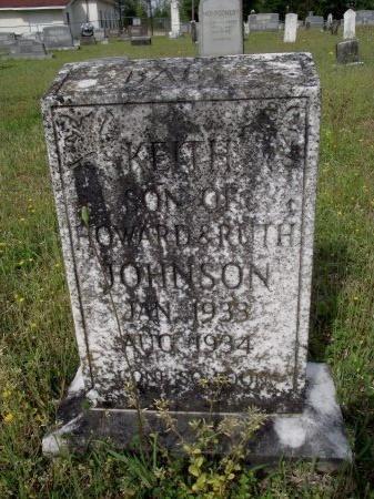 JOHNSON, KEITH - Bradley County, Arkansas   KEITH JOHNSON - Arkansas Gravestone Photos