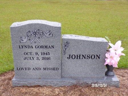 JOHNSON, LYNDA  - Bradley County, Arkansas   LYNDA  JOHNSON - Arkansas Gravestone Photos