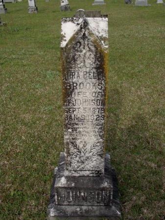JOHNSON, NORA BELLE - Bradley County, Arkansas | NORA BELLE JOHNSON - Arkansas Gravestone Photos