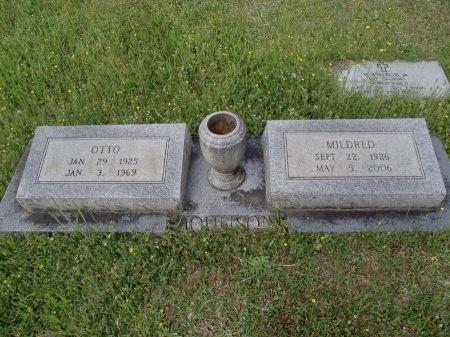 JOHNSON, MILDRED - Bradley County, Arkansas | MILDRED JOHNSON - Arkansas Gravestone Photos