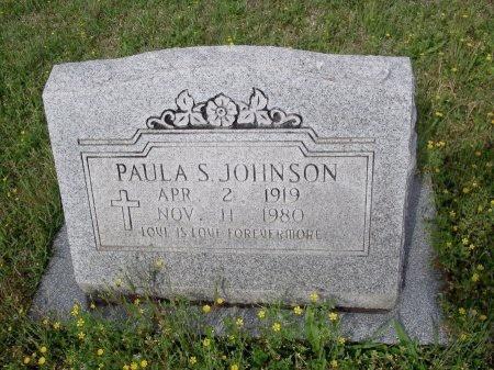 JOHNSON, PAULA S - Bradley County, Arkansas | PAULA S JOHNSON - Arkansas Gravestone Photos