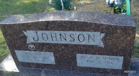 JOHNSON, PAUL DOAK - Bradley County, Arkansas   PAUL DOAK JOHNSON - Arkansas Gravestone Photos