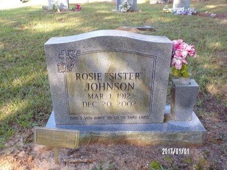 JOHNSON, ROSIE LEE - Bradley County, Arkansas | ROSIE LEE JOHNSON - Arkansas Gravestone Photos