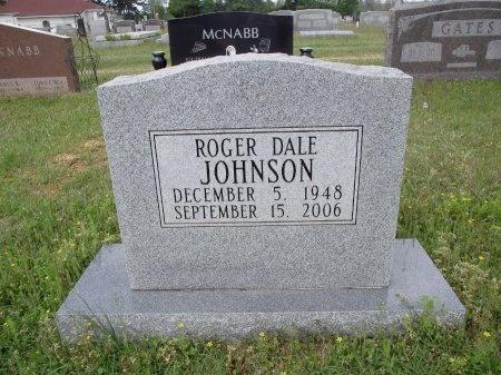 JOHNSON, ROGER DALE - Bradley County, Arkansas   ROGER DALE JOHNSON - Arkansas Gravestone Photos