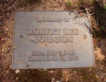 JOHNSON, ROBERT LEE - Bradley County, Arkansas | ROBERT LEE JOHNSON - Arkansas Gravestone Photos