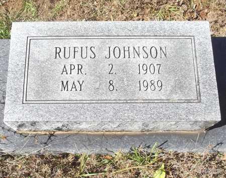 JOHNSON, RUFUS - Bradley County, Arkansas   RUFUS JOHNSON - Arkansas Gravestone Photos