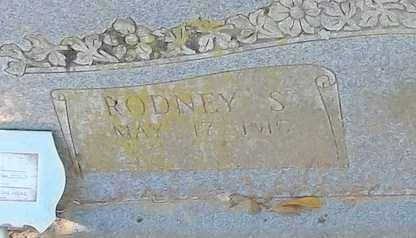 JOHNSON, RODNEY S (CLOSE UP) - Bradley County, Arkansas   RODNEY S (CLOSE UP) JOHNSON - Arkansas Gravestone Photos