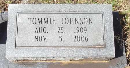 JOHNSON, TOMMIE - Bradley County, Arkansas | TOMMIE JOHNSON - Arkansas Gravestone Photos