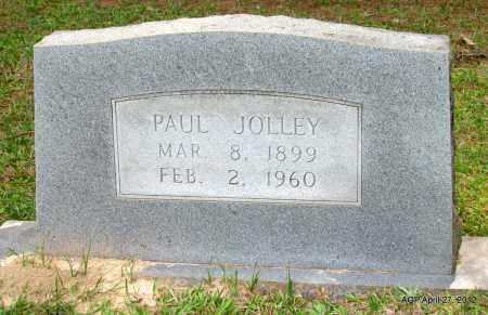 JOLLEY, PAUL - Bradley County, Arkansas   PAUL JOLLEY - Arkansas Gravestone Photos