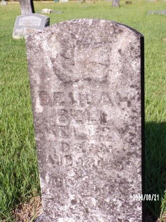 KELLEY, DELILAH BELL - Bradley County, Arkansas | DELILAH BELL KELLEY - Arkansas Gravestone Photos