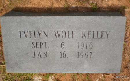 KELLEY, EVELYN - Bradley County, Arkansas | EVELYN KELLEY - Arkansas Gravestone Photos