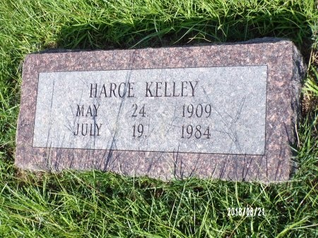 KELLEY, HARCE - Bradley County, Arkansas | HARCE KELLEY - Arkansas Gravestone Photos