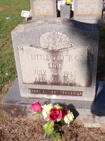 KING, P C  - Bradley County, Arkansas | P C  KING - Arkansas Gravestone Photos