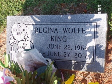 KING, REGINA GALE - Bradley County, Arkansas | REGINA GALE KING - Arkansas Gravestone Photos