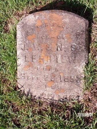 LEPHIEW, BAXTER FLOYD - Bradley County, Arkansas | BAXTER FLOYD LEPHIEW - Arkansas Gravestone Photos