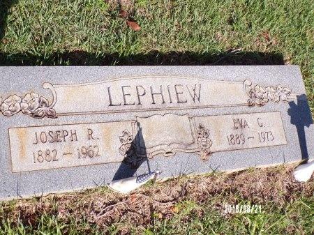 LEPHIEW, EVA - Bradley County, Arkansas | EVA LEPHIEW - Arkansas Gravestone Photos