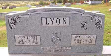LYON, ODYS ROBERT - Bradley County, Arkansas | ODYS ROBERT LYON - Arkansas Gravestone Photos