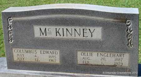 MCKINNEY, OLLIE - Bradley County, Arkansas   OLLIE MCKINNEY - Arkansas Gravestone Photos