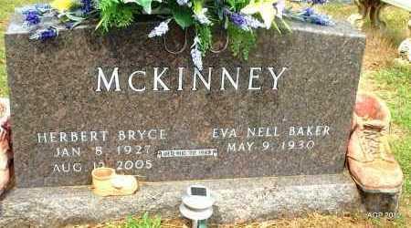 MCKINNEY, HERBERT BRYCE - Bradley County, Arkansas | HERBERT BRYCE MCKINNEY - Arkansas Gravestone Photos