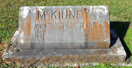 MCKINNEY, JENNIE - Bradley County, Arkansas | JENNIE MCKINNEY - Arkansas Gravestone Photos