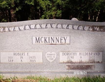 MCKINNEY, ROBERT ELDON - Bradley County, Arkansas | ROBERT ELDON MCKINNEY - Arkansas Gravestone Photos