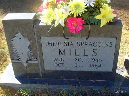 MILLS, THERESIA - Bradley County, Arkansas | THERESIA MILLS - Arkansas Gravestone Photos