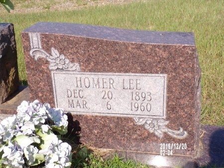 MYERS, HOMER LEE (CLOSE UP) - Bradley County, Arkansas | HOMER LEE (CLOSE UP) MYERS - Arkansas Gravestone Photos