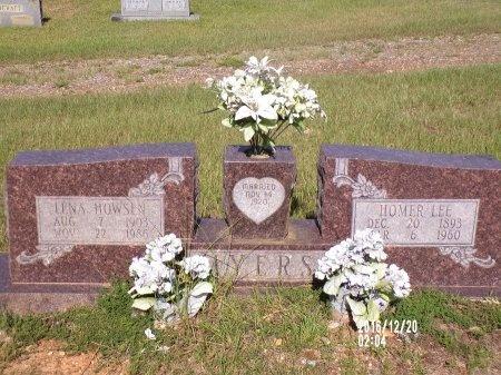MYERS, HOMER LEE - Bradley County, Arkansas   HOMER LEE MYERS - Arkansas Gravestone Photos