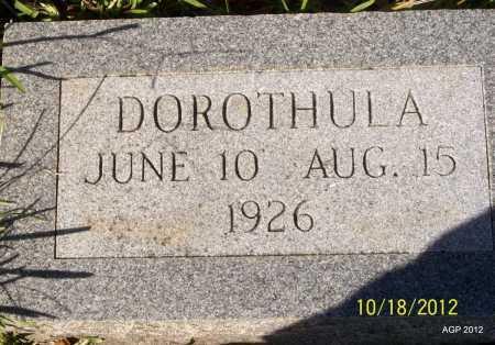 NEELY, DOROTHULA - Bradley County, Arkansas   DOROTHULA NEELY - Arkansas Gravestone Photos