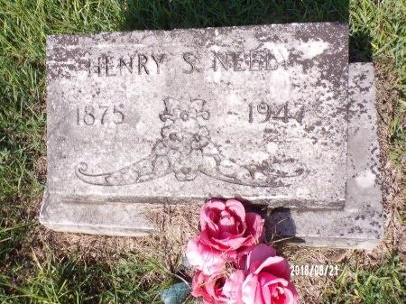 NEELY, HENRY SAMUEL - Bradley County, Arkansas | HENRY SAMUEL NEELY - Arkansas Gravestone Photos