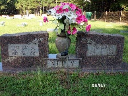 NEELY, WINFRED J - Bradley County, Arkansas | WINFRED J NEELY - Arkansas Gravestone Photos