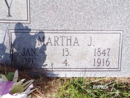 NEELY, MARTHA J (CLOSE UP) - Bradley County, Arkansas | MARTHA J (CLOSE UP) NEELY - Arkansas Gravestone Photos
