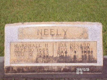 NEELY, IDA - Bradley County, Arkansas | IDA NEELY - Arkansas Gravestone Photos