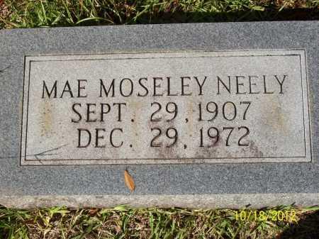 NEELY, MAE - Bradley County, Arkansas | MAE NEELY - Arkansas Gravestone Photos