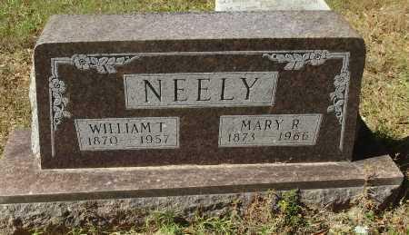 NEELY, MARY - Bradley County, Arkansas | MARY NEELY - Arkansas Gravestone Photos